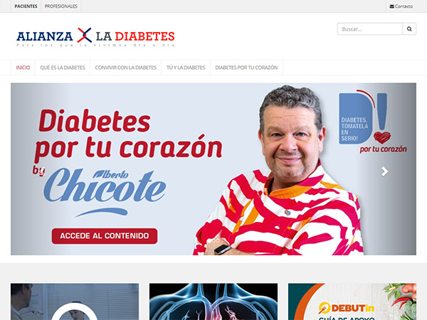 Alianza por la diabetes